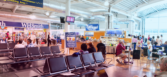 Английский в аэропорту: простой разговорник с инструкцией для путешественников