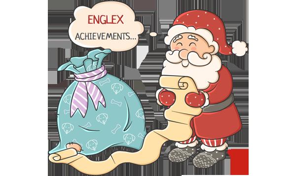 Достижения онлайн-школы английского языка в 2017 году