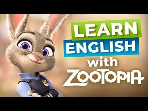 Try to make the world a better place: учим английский язык по «Зверополису»