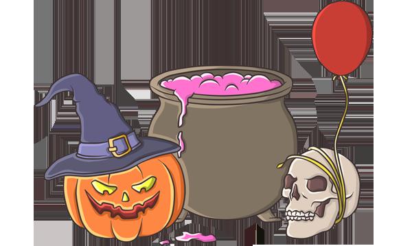 Английские слова на Хэллоуин: 20 фраз из «Оно» и «Симпсонов»