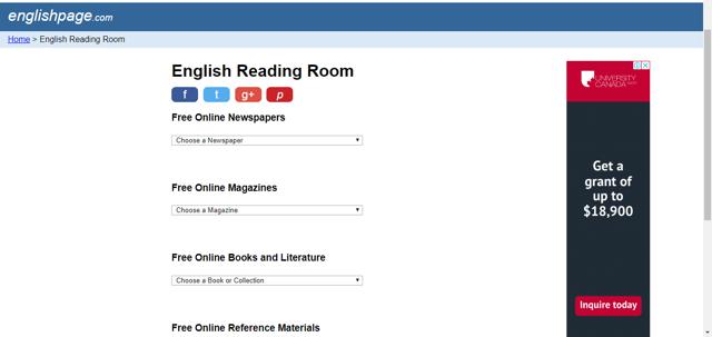 Где читать стихи на английском языке: 15 отличных сайтов