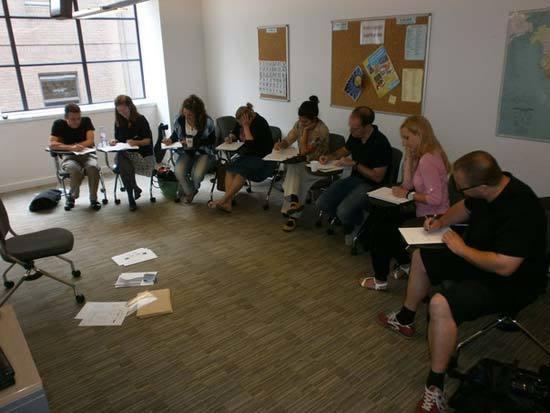 Школа английского языка — интервью с основателями